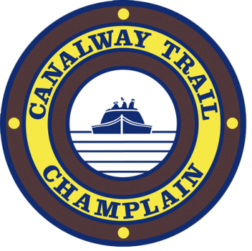 Champlain Canalway Trail Logo